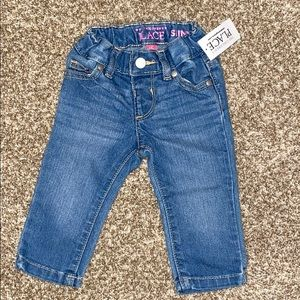2 pair of Children's place jeans